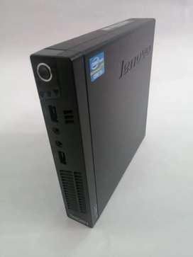 ¡Gran promoción cpu Lenovo m72e i5 de tercera generación!