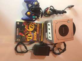Game Cube Gris