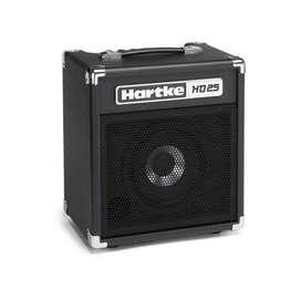 Amplificador Hartke Para Bajo Electrico Hd25