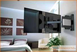 instalación televisores