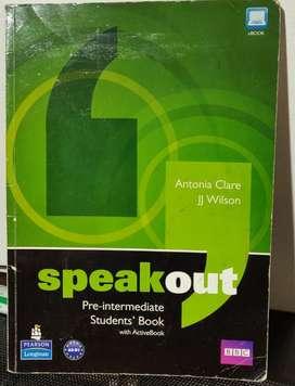 Libro de Inglés-speak Out