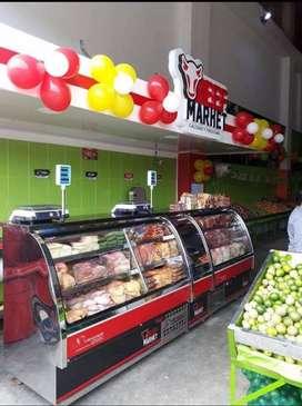 Se vende carniceria en San Gil Santander