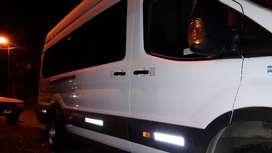 Ford transit  minibus pasajeros 17+1