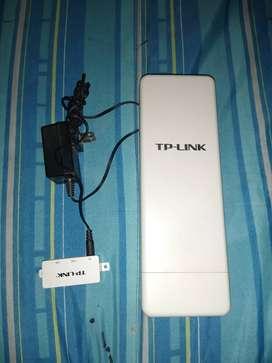 AP TP Link TL-WA7510N Extensor 150mbps 5ghz Alta Potencia