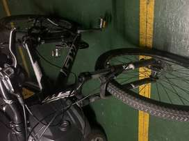 Espectacular Bicicleta GW Beta 6508, en perfecto estado!