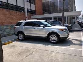 Vendo Ford Explorer 2015 muy buen kilometraje