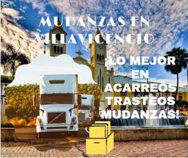 Mudanzas y Trasteos en Villavicencio