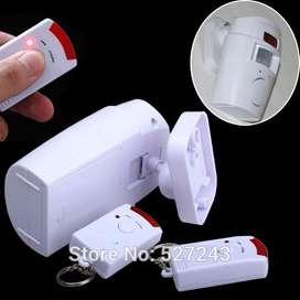 alarma inalambrica con sonido y control