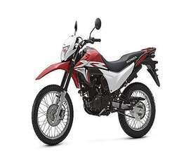 Moto Honda XR 190 Moor DOHC 4T  Facilidades de pago Incluye Matricula, Caso y Revision, Precio negociable