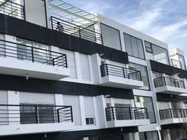 Duplex dentro de un condominio con amenities