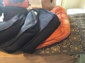 Liquido 6 almohadones grandes