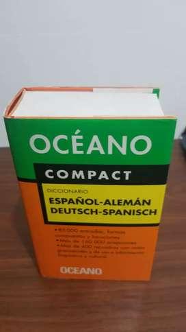 Diccionario Océano Español - Alemán