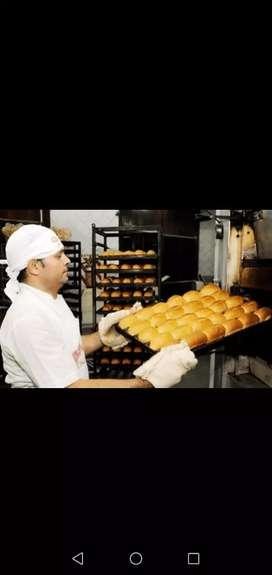 Panaderos con experiencia