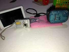 Tablet NOGA + cámara SONY