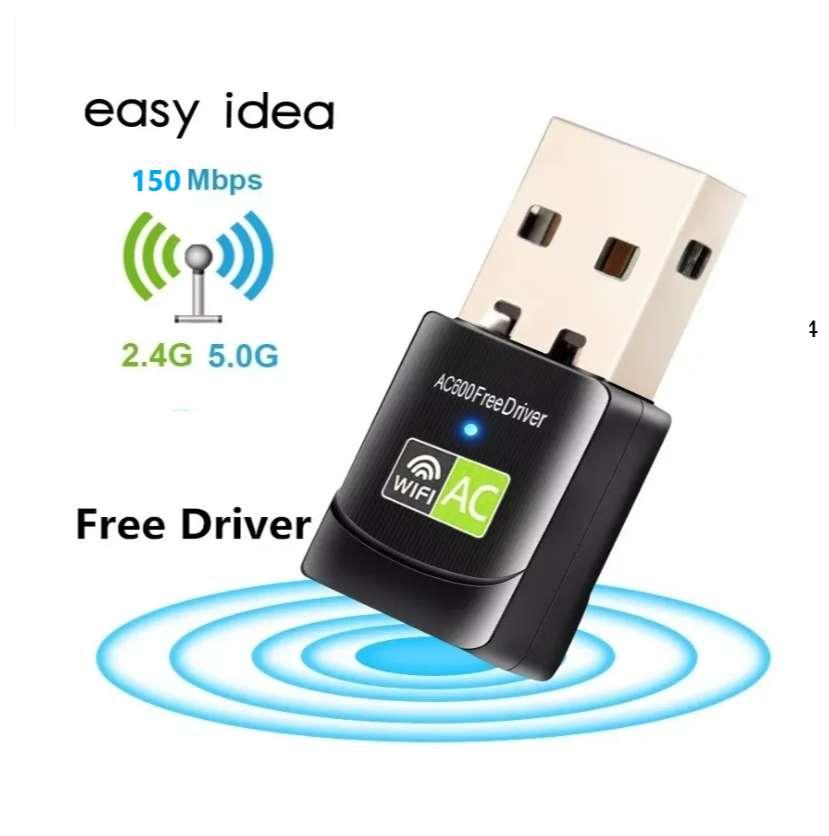 Adaptador Usb Wifi 2.4ghz 150mbps