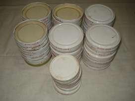 tapas rosca para frascos de kilo (x68)