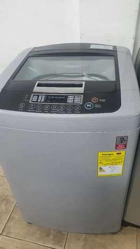 Vendo lavadora lg  de 37 turbo drum