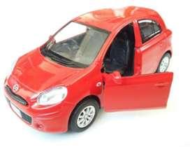 Nissan Modelo a Escala