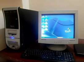 Computadora cpu pentinu4