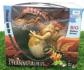 Dinosaurio tirano rex