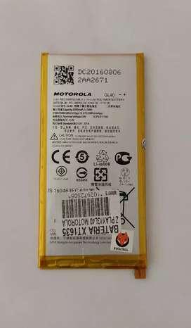 Vendo Batería Nueva para Motorola Z Play