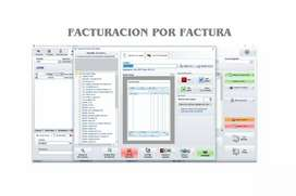 Software pos punto de venta para facturación y control inventario contabilidad.