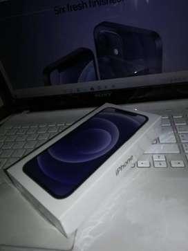 Iphone 12 128gb black Sellado