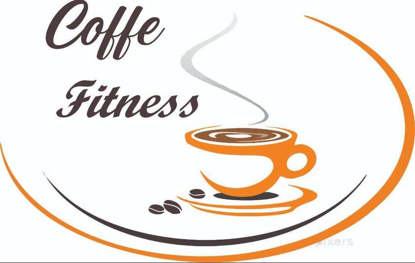 Encargada de Cafetería fitness 0