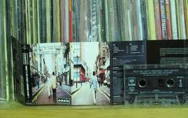 Oasis - What's The Story Morning Glory -Cassette ESP