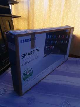 Hermoso smartv Samsung de 40 pulgadas como nuevo