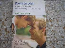 Libro Portate Bien autora ML Ferreros