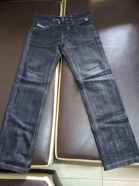 Camisas y jeans niño