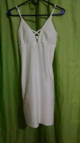 Vestido ajustado de Lycra