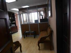 renta oficina 3 ambieEdificio Giron