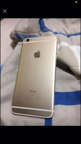 Iphone 6 s plus 64 GB