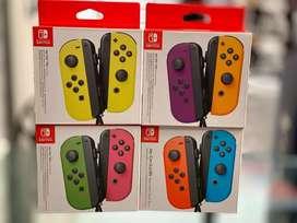 Controles joy con Nintendo switch