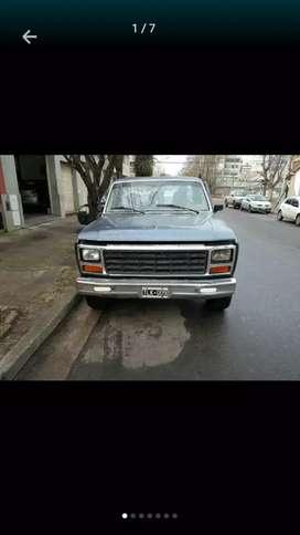 Usado, Ford f100 m 1984 motor Deutz segunda mano  Mar del Plata, Buenos Aires