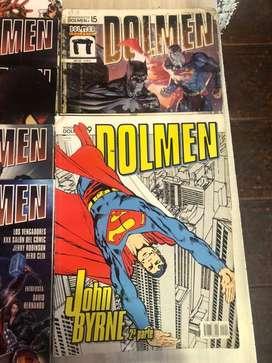 Revistas dolmen lote
