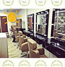 Vendo mobiliario de peluquería