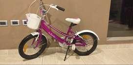 Bicicleta rodado 16 Niña OXFORD Original