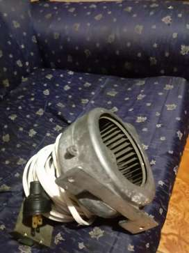 Vendo o cambio dos ventiladores de inflables