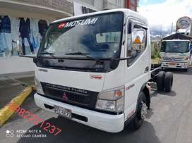 Mitsubishi Canter 5.5