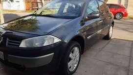 Renault Megane II 2008 Luxe 1.6. Nafta.