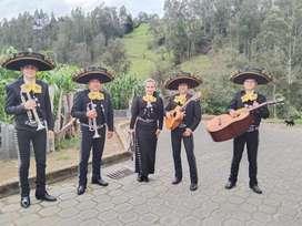 Mariachis en Quito norte servicio economico