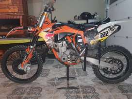 KTM Cairolli 350 impecable