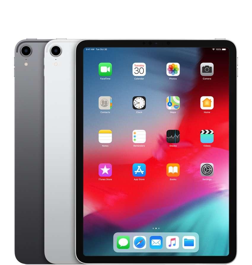 Apple iPad Pro 11 64gb 2018 0
