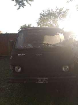 Camioneta Furgón Hi-ce Año 81