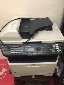 Fotocopiadora de toner