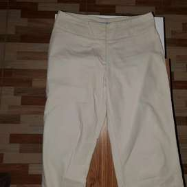 Pantalon beige AWADA