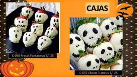 Arreglos Frutales Halloween15